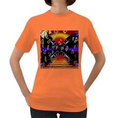 Diamond Manufacture Women s Dark T-Shirt
