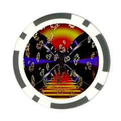Diamond Manufacture Poker Chip Card Guard