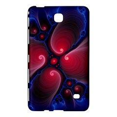Color Fractal Pattern Samsung Galaxy Tab 4 (8 ) Hardshell Case