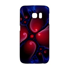Color Fractal Pattern Galaxy S6 Edge