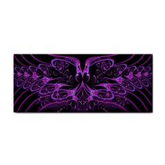 Beautiful Pink Lovely Image In Pink On Black Cosmetic Storage Cases