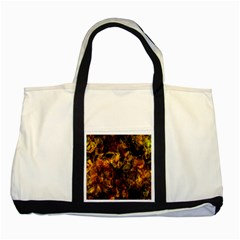 Autumn Colors In An Abstract Seamless Background Two Tone Tote Bag