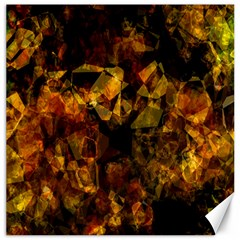 Autumn Colors In An Abstract Seamless Background Canvas 16  x 16