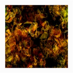 Autumn Colors In An Abstract Seamless Background Medium Glasses Cloth