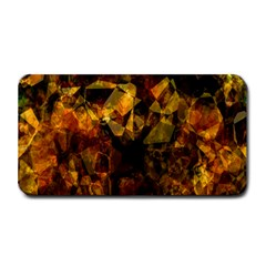 Autumn Colors In An Abstract Seamless Background Medium Bar Mats