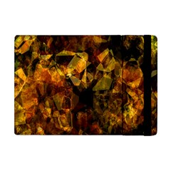 Autumn Colors In An Abstract Seamless Background Apple Ipad Mini Flip Case