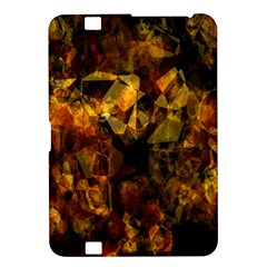 Autumn Colors In An Abstract Seamless Background Kindle Fire HD 8.9