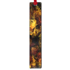 Autumn Colors In An Abstract Seamless Background Large Book Marks