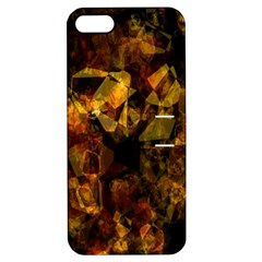 Autumn Colors In An Abstract Seamless Background Apple iPhone 5 Hardshell Case with Stand