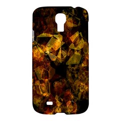 Autumn Colors In An Abstract Seamless Background Samsung Galaxy S4 I9500/I9505 Hardshell Case