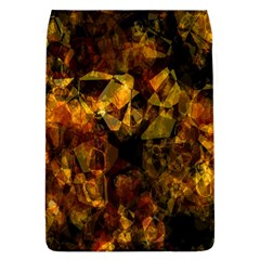 Autumn Colors In An Abstract Seamless Background Flap Covers (l)