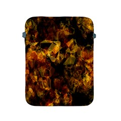 Autumn Colors In An Abstract Seamless Background Apple Ipad 2/3/4 Protective Soft Cases