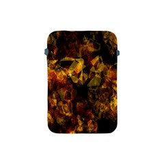 Autumn Colors In An Abstract Seamless Background Apple iPad Mini Protective Soft Cases