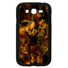 Autumn Colors In An Abstract Seamless Background Samsung Galaxy Grand Duos I9082 Case (black)
