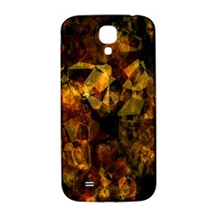 Autumn Colors In An Abstract Seamless Background Samsung Galaxy S4 I9500/I9505  Hardshell Back Case