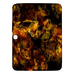 Autumn Colors In An Abstract Seamless Background Samsung Galaxy Tab 3 (10.1 ) P5200 Hardshell Case