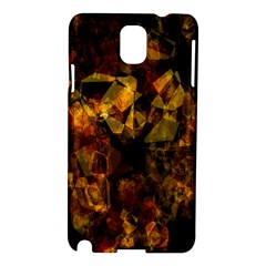 Autumn Colors In An Abstract Seamless Background Samsung Galaxy Note 3 N9005 Hardshell Case