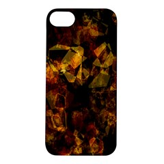 Autumn Colors In An Abstract Seamless Background Apple Iphone 5s/ Se Hardshell Case