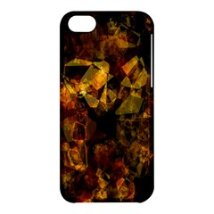Autumn Colors In An Abstract Seamless Background Apple Iphone 5c Hardshell Case
