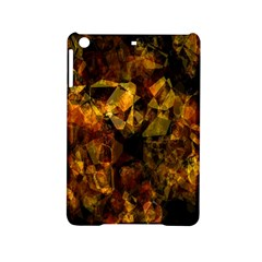 Autumn Colors In An Abstract Seamless Background Ipad Mini 2 Hardshell Cases