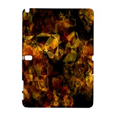 Autumn Colors In An Abstract Seamless Background Galaxy Note 1