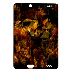 Autumn Colors In An Abstract Seamless Background Amazon Kindle Fire Hd (2013) Hardshell Case