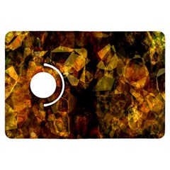 Autumn Colors In An Abstract Seamless Background Kindle Fire Hdx Flip 360 Case