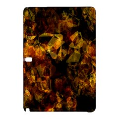 Autumn Colors In An Abstract Seamless Background Samsung Galaxy Tab Pro 10 1 Hardshell Case