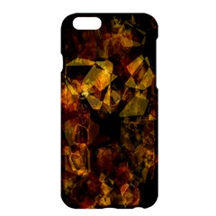 Autumn Colors In An Abstract Seamless Background Apple iPhone 6 Plus/6S Plus Hardshell Case