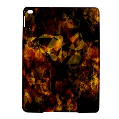 Autumn Colors In An Abstract Seamless Background iPad Air 2 Hardshell Cases