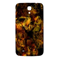 Autumn Colors In An Abstract Seamless Background Samsung Galaxy Mega I9200 Hardshell Back Case