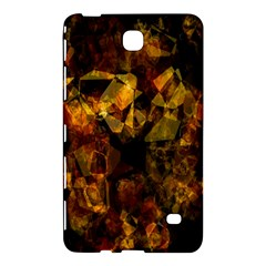 Autumn Colors In An Abstract Seamless Background Samsung Galaxy Tab 4 (7 ) Hardshell Case