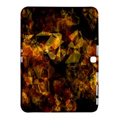 Autumn Colors In An Abstract Seamless Background Samsung Galaxy Tab 4 (10 1 ) Hardshell Case