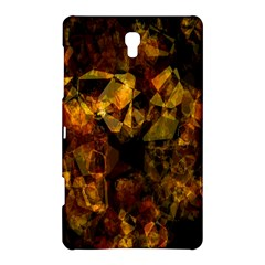 Autumn Colors In An Abstract Seamless Background Samsung Galaxy Tab S (8 4 ) Hardshell Case