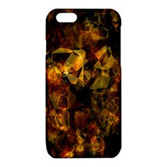 Autumn Colors In An Abstract Seamless Background iPhone 6/6S TPU Case