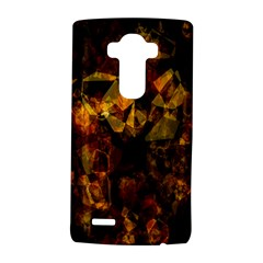 Autumn Colors In An Abstract Seamless Background Lg G4 Hardshell Case