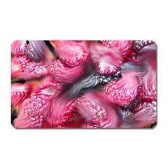 Raspberry Delight Magnet (rectangular)