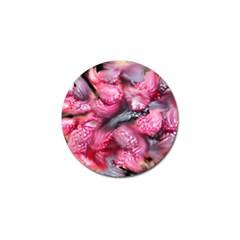 Raspberry Delight Golf Ball Marker (4 Pack)