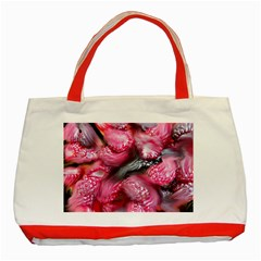 Raspberry Delight Classic Tote Bag (Red)