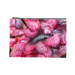 Raspberry Delight Cosmetic Bag (Large)