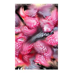 Raspberry Delight Shower Curtain 48  X 72  (small)