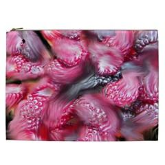Raspberry Delight Cosmetic Bag (xxl)