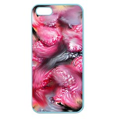 Raspberry Delight Apple Seamless Iphone 5 Case (color)