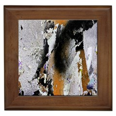 Abstract Graffiti Background Framed Tiles