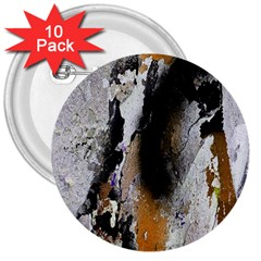 Abstract Graffiti Background 3  Buttons (10 Pack)