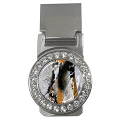 Abstract Graffiti Background Money Clips (cz)