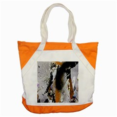 Abstract Graffiti Background Accent Tote Bag