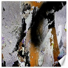 Abstract Graffiti Background Canvas 16  X 16