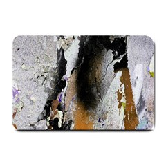 Abstract Graffiti Background Small Doormat