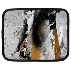 Abstract Graffiti Background Netbook Case (xl)